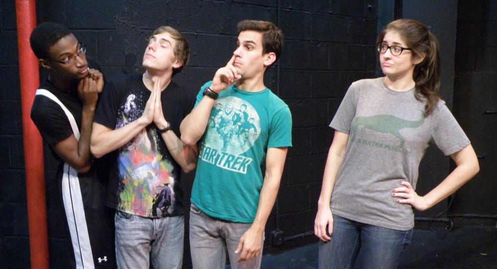 Meet the NYC Geeks! Khallid Graham (Greek Chorus)