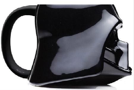 Star Wars 3D Ceramic Mug Darth Vader