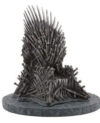 Game of Thrones Statue Iron Throne 18 cm