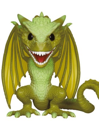 Game of Thrones POP! Television Vinyl Figure Rhaegal 15 cm