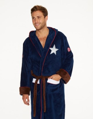 Marvel Comics - Captain America Civil War köntös - Captain America