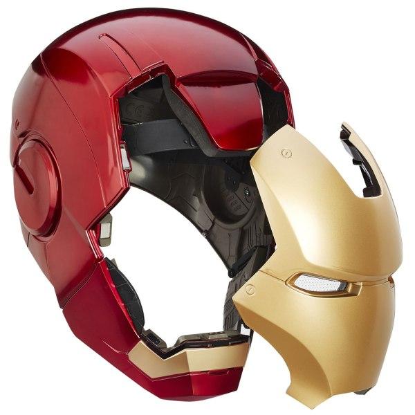 Marvel Legends - Elektromos Ironman Maszk