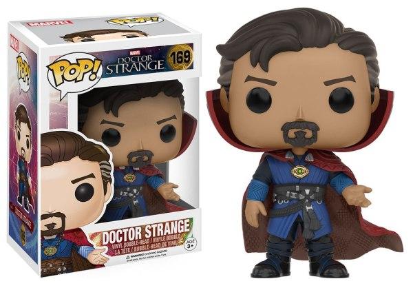 Doctor Strange POP! Marvel Vinyl Bobble-Head Figure Doctor Strange 9 cm