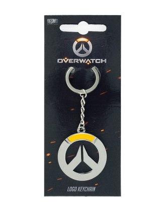 Overwatch - Logo fém kulcstartó