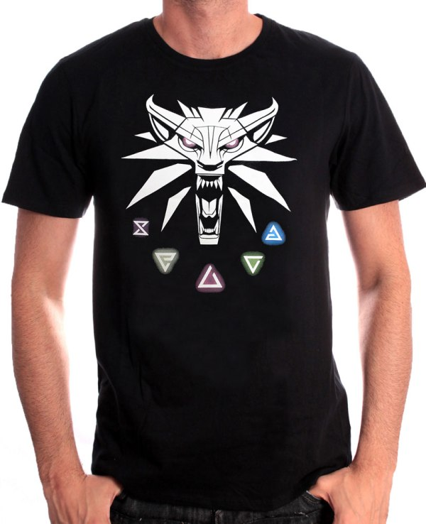 Witcher T-Shirt Witcher III