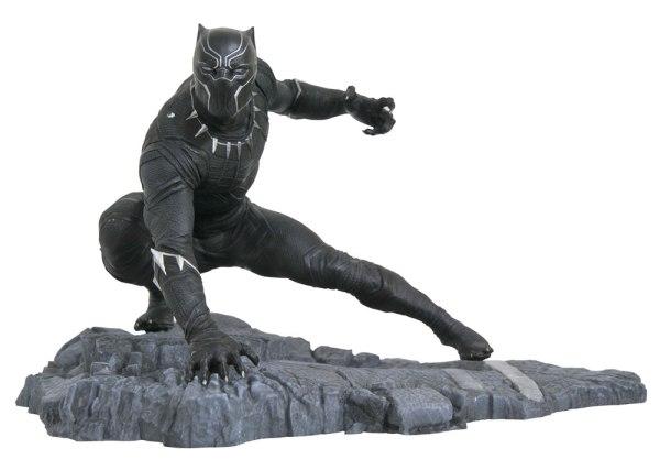 Marvel Comics - Marvel Gallery PVC Szobor Black Panther 15cm