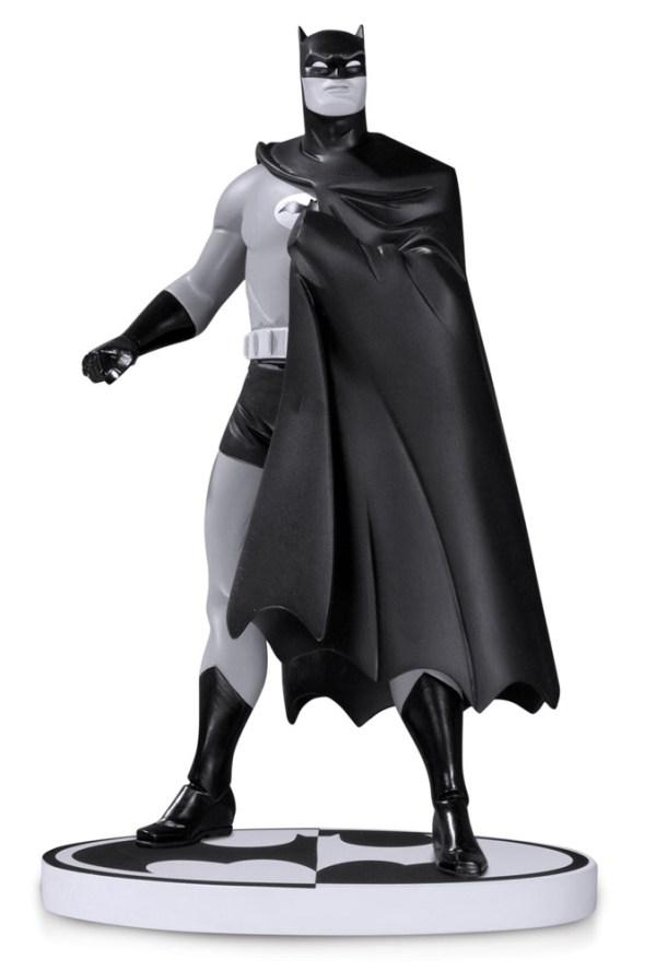 Batman Black & White Szobor - Darwyn Cooke 2nd Edition (18cm)