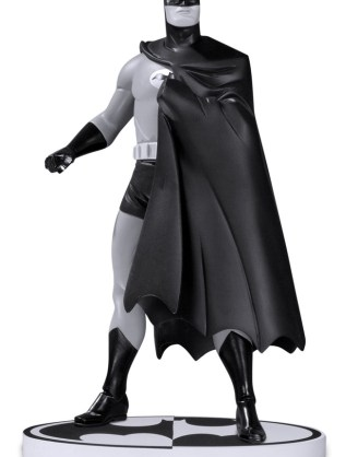 Batman Black & White Szobor - Darwyn Cooke 2nd Edition (18cm)