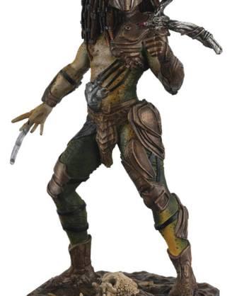 The Alien & Predator Figura Kollekció - Predator (15cm)