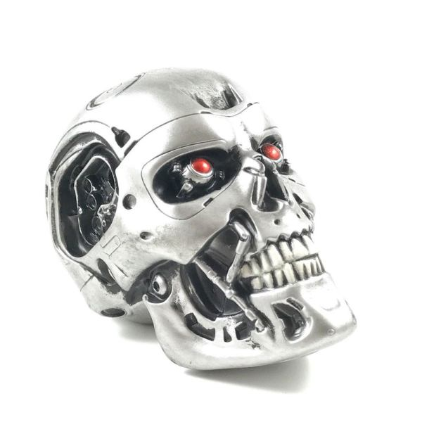 x_chcondskll Terminator Genisys Replica 1/2 Endoskull LC Excl. 14 cm