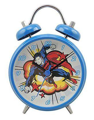 x_zltdsup6dc Superman Alarm Clock Superman