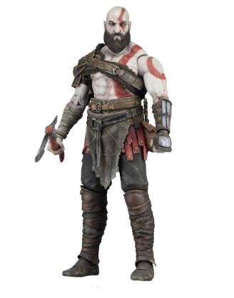x_neca49323 God of War (2018) Action Figure Kratos 18 cm
