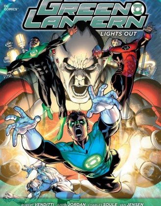 x_dcfeb140249 DC Comics Comic Book Green Lantern Lights Out (The New 52) by Robert Venditti english