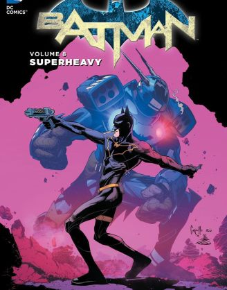 x_dcnov150271 DC Comics Comic Book Batman Vol. 8 Superheavy by Scott Snyder english
