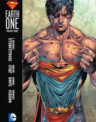 x_dcoct140340 DC Comics Comic Book Superman Earth One Vol. 03 by J. Michael Straczynski english