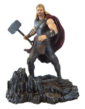 x_diamsep172483 Thor Ragnarok Marvel Gallery PVC Statue Thor 25 cm