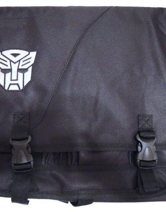 x_mblcc51602 Transformers Messenger Bag Logo LC Exclusive
