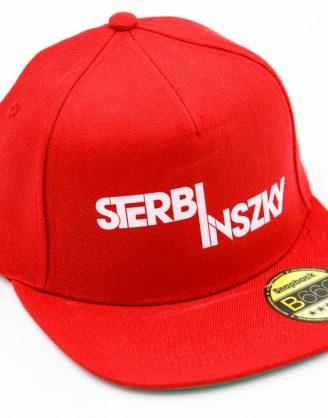 Sterbinszky - Piros Snapback sapka