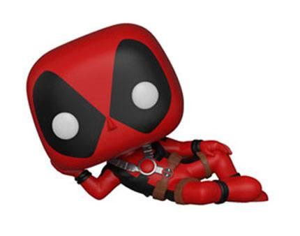 x_fk30850 Deadpool Parody POP! Marvel Vinyl Figure Deadpool 9 cm