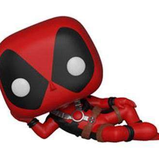 x_fk30850 Deadpool Parody POP! Marvel Vinyl Figure Deadpool 9 cm