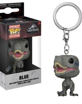 x_fk31825 Jurassic World 2 Pocket POP! Vinyl Keychain Blue 4 cm