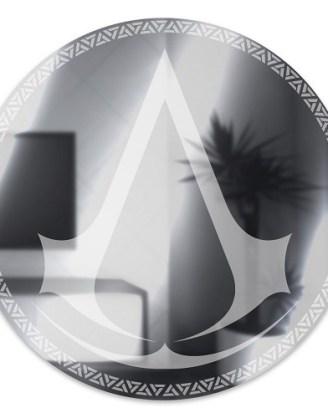 PP4082AS Assassin's Creed - Logo tükör