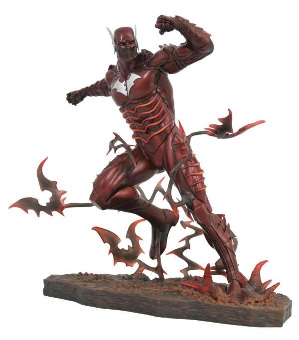 x_diamoct182228 DC Comic Gallery PVC Szobor - Dark Knights Metal Red Death 25 cm