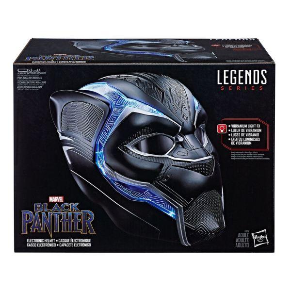 x_hase1971_a x_hase1971 Marvel Legends - Elektromos Black Panther Maszk