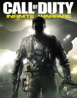 FP4249 Call of Duty Infinite Warfare - Cover Poszter