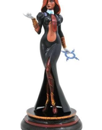 d_diamfeb182299 Femme Fatales PVC Szobor - Dawn Executive Goddess 23 cm