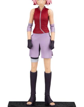 Naruto Shippuden Color Tops Action Figure Sakura 18 cm-MCF12015-8