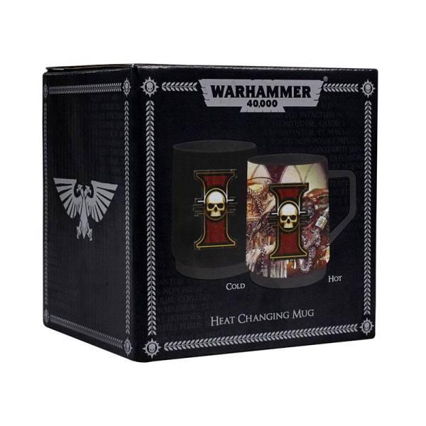 x_hmb-mugbwr06 Warhammer 40k hőre változós bögre - Inquisition