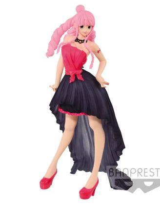 x_banp82396 One Piece Lady Edge Wedding Figura - Perona Special Color Ver. 22 cm