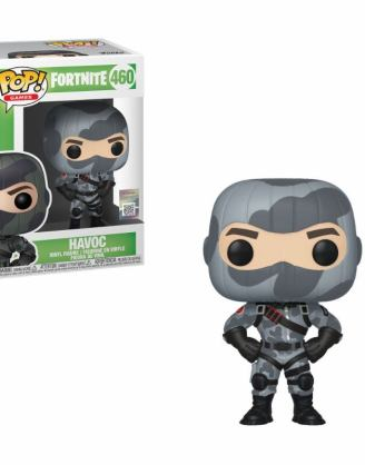 x_fk36022 Fortnite Games Funko POP! figura - Havoc 9 cm