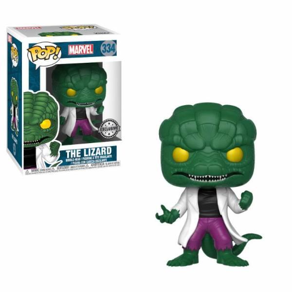 x_fk29720 Marvel Comics Funko POP! figura - The Lizard Walgreens Exclusive 9 cm