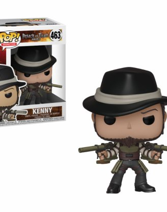 x_fk35675 Attack On Titan Funko POP! figura - Kenny 9 cm
