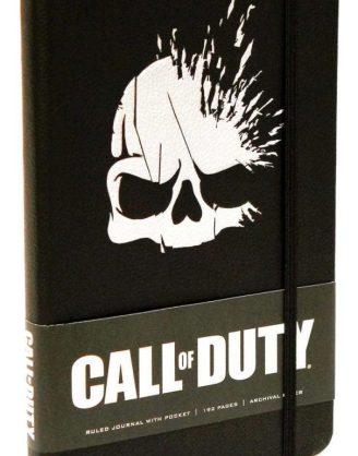 x_isc87932 Call of Duty A5 Jegyzetfüzet - Skull