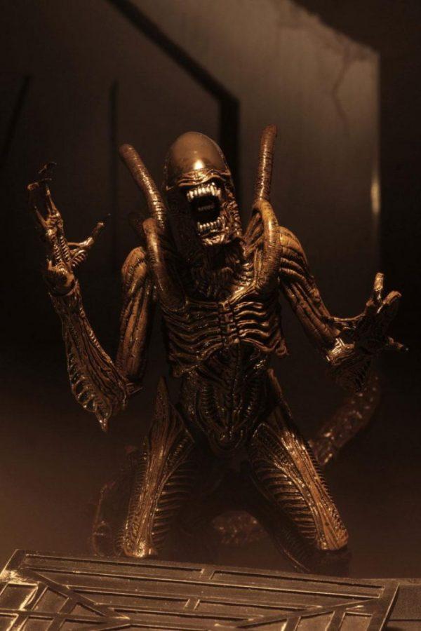 x_neca51651 Alien Resurrection akciófigura - Warrior Alien