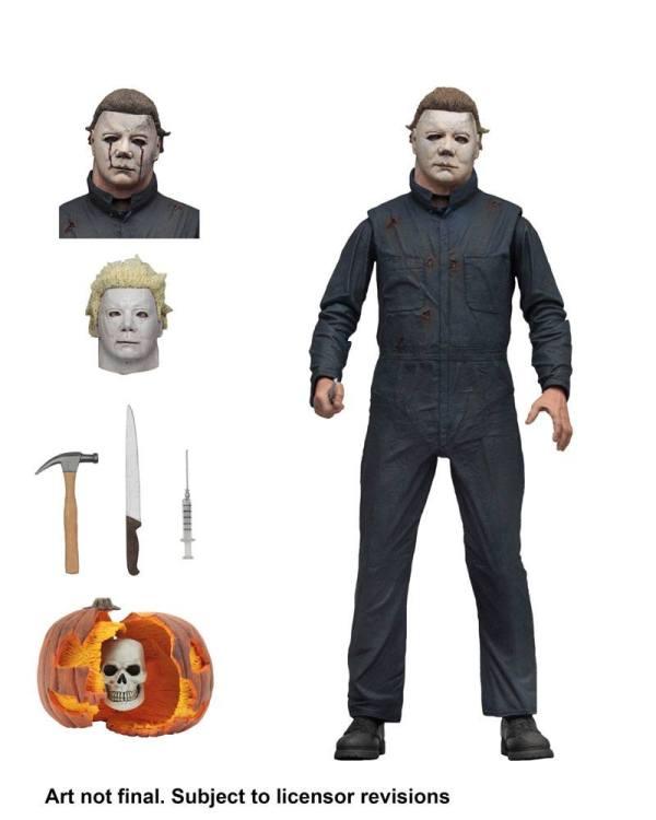 x_neca60683 Halloween 2 - Ultimate Michael Myers akciófigura 18 cm