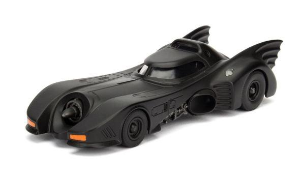 x_jada98226 Batman Diecast Model Metals 1/32 - 1989 Batmobile