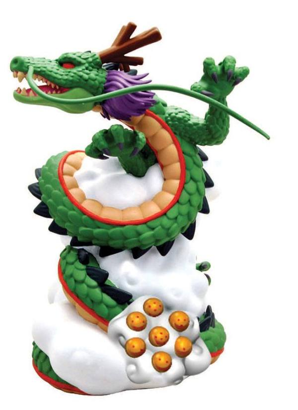 x_p80064 Dragonball Persely - Shenron 27 cm