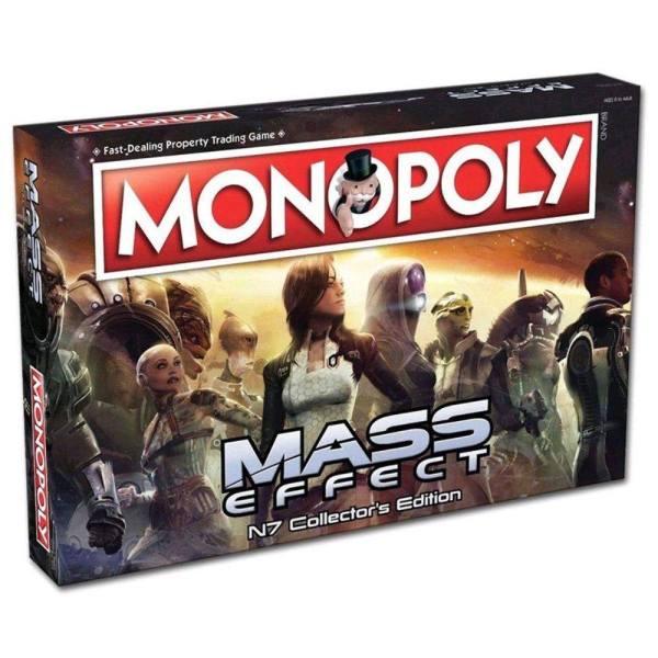 x_wimo00257 Mass Effect Monopoly (angol nyelvű változat)