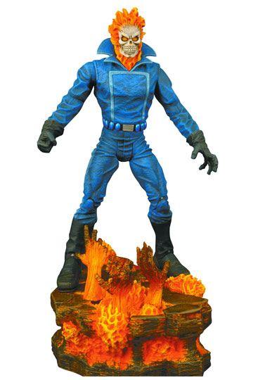 d_diam10803 Marvel Select akciófigura - Ghost Rider 18 cm