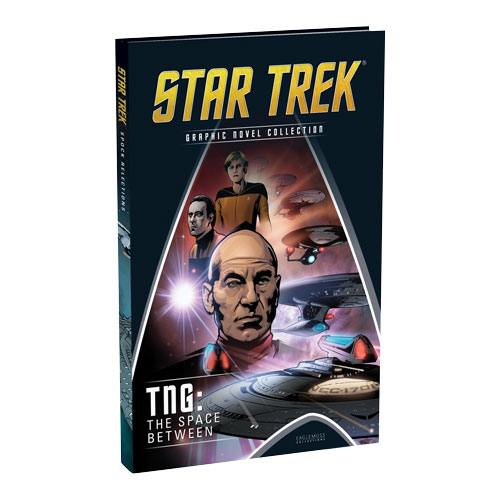 x_sgnuk005 Star Trek Graphic Novel Collection Vol. 5: TNG The Space Between Képregény