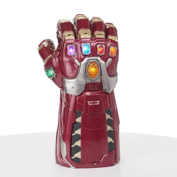 x_hase6253_e Marvel Legends Articulated Electronic Power Gauntlet Nano Gauntlet