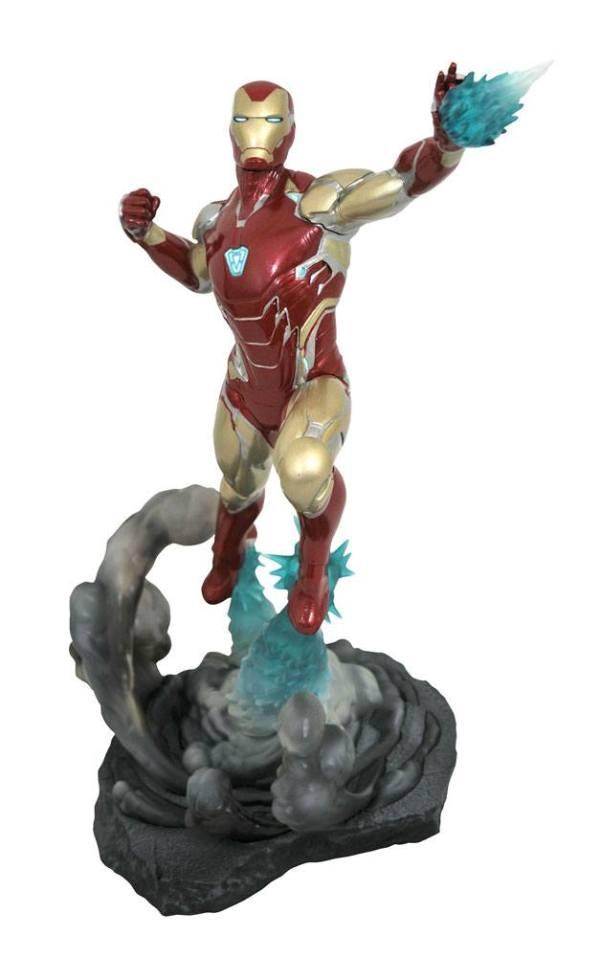 x_diammay192370 Avengers Endgame Marvel Gallery PVC Szobor - Iron Man MK85 23 cm