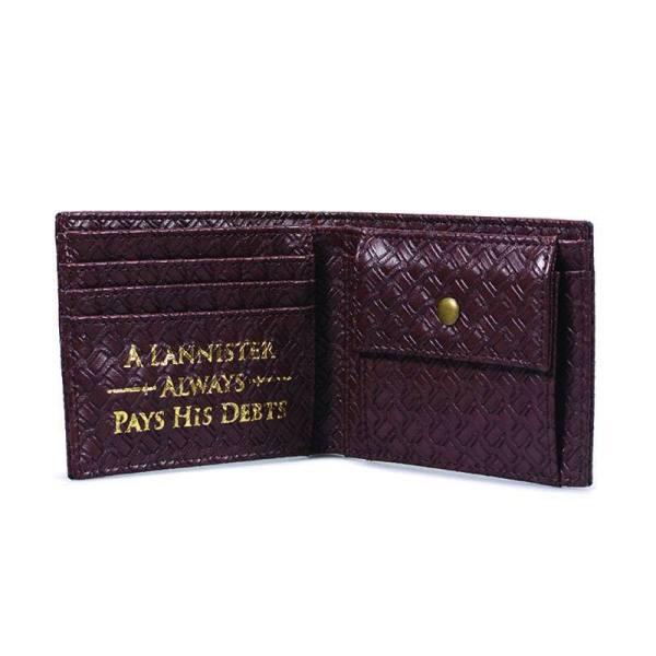 x_hmb-walbgt02 Game of Thrones - Lannister pénztárca