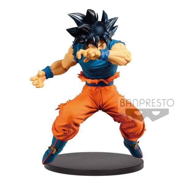 x_banp82982 Dragonball Super Blood of Saiyans PVC Szobor - Ultra Instinct Sign Son Goku 16 cm