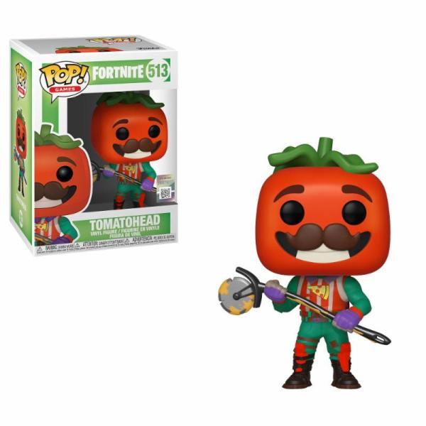 x_fk39051 Fortnite Games Funko POP! figura - TomatoHead 9 cm