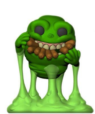 x_fk39333 Ghostbusters Funko POP! Figura - Slimer & Hot Dogs 9 cm